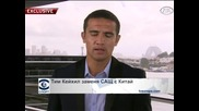 Тим Кейхил напусна САЩ и се насочи към Китай