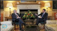 UK's Cameron Tells EC President That Europe Must Change