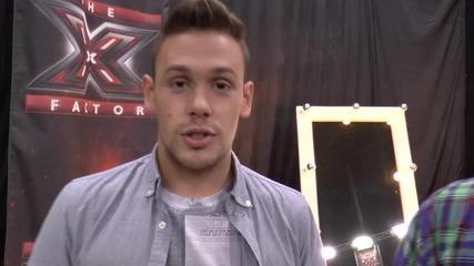 X Factor зад кулисите: Hikenshtiken представя Георги Кючуков