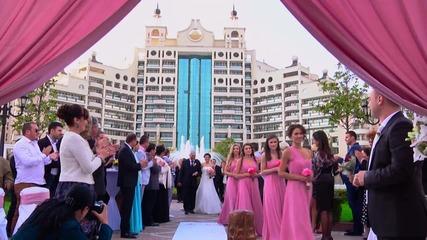 Незабравима сватба в Поморие. Видеооператор Красимир Ламбов