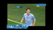 2010.08.07 Манчестер Сити 1 - 0 Валенсия Лига Амигавел
