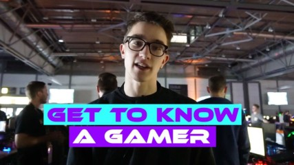 Get to know a Gamer: Meet Luke
