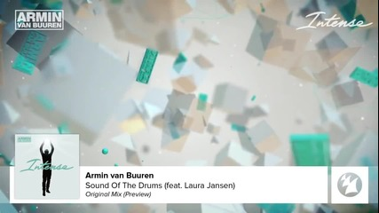 Armin van Buuren feat. Laura Jansen - Sound of the Drums hd