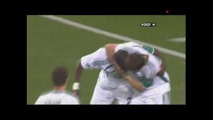 Волфсбург - Цска Москва 0:2 втори гол на Графите