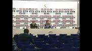 """Моуриньо: Искам да изпълня целия си договор с """"Реал"""" (Мадрид)"""