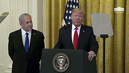 USA: Trump unveils 'deal of the century' for Middle East peace