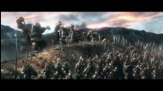 The Hobbit The Battle of the Five Armies Official Trailer #2 (2014) - Peter Jackson Movie Hd