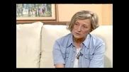 Нешка Робева за първата си среща с Ванга