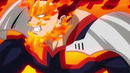 Boku no Hero Academia s4 - 24 ᴴᴰ