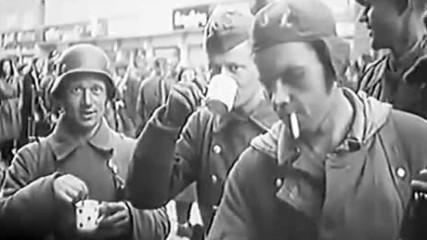 С нашивките на Руската Освободителна Армия