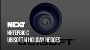 NEXTTV 051: Гости: Ubisoft и Holiday Heroes