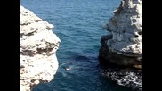 Скок от скалата `самотника` с.тюленово