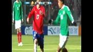 Какво прави тук този играч на Чили?! - Смях !