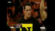 Wade Barrett [ The Nexus] & Maryse [ft. Ted Dibiase]