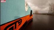 porsche 9ff gt9-cs - rollout & production facility tour