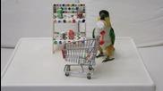 Пазаруване в Супермаркета