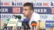 Култово изказване на Карачанаков / Футболист на месец Март /