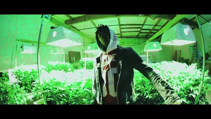 New!!! Wiz Khalifa - Maan! Weedmix [official Video]