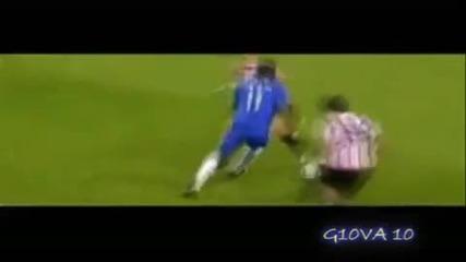 New 2010 ! Didier Drogba Vs Diego Milito 2010 (hd)