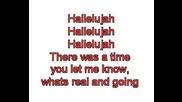 Rufus Wainright - Hallelujah - Karaoke