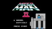 Nes Music - Megaman 2 - Metalman stage song