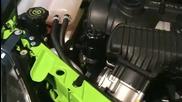 Focus Rs 2009 Mk2 нови разработeни клапи от Pumaspeed тест
