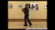 Salsa Dance  - Урок № 16 - The Submarine boop Combo
