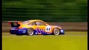 Porsche 997 Gt3rs Срещу Gт3 Cup - Fifth Gear