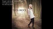 Tricia Brock - You Are My Shepherd (official Songslide)