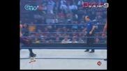 Kane Vs. Великия Кали-Неочаквано Велика Победа за Kane - BG Аудио *HQ*