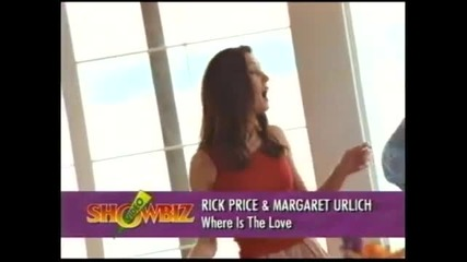Rick Price & Margaret Urlich - Where Is The Love (1993)