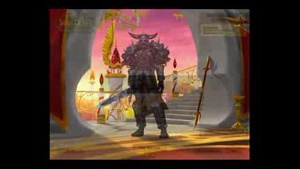 Wotlk - Death Knight + Northrend (alpha)