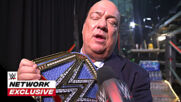 Paul Heyman never doubts Roman Reigns: WWE Network Exclusive, May 16, 2021