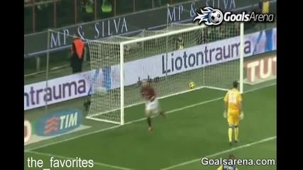 Ac Milan 4:0 Parma Fc 12.02.2011