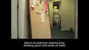 Разликата между мъжа и жената в банята