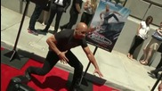 """Vin Diesel In A Hot New Ride Keeps """"Fast and Furious"""" Supercharged"""