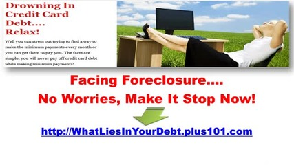 Get Rid Of Your Credit Card Debt