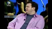 Sahan Beyaz Show da Recep Ivedik i Canland