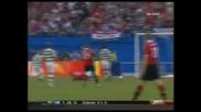 Бербатов с гол и две асистенции при първата победа на Юнайтед за сезона