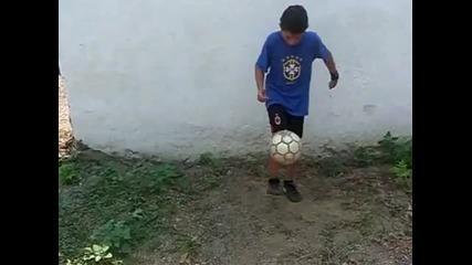 football magic tricks