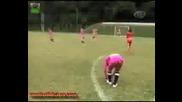 Бразилки Играят Футбол