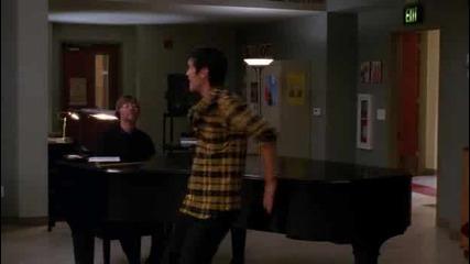 Glee 2.04 - Sing! Mike and Tina