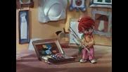 Руска анимация. Незнайка. Ф.3 Незнайка - художник