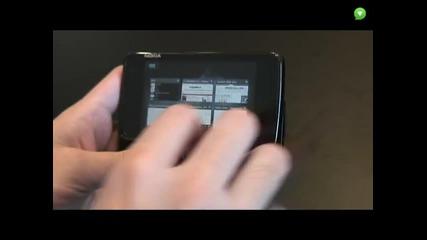 Nokia N900 - представяне