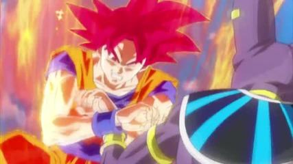 Goku vs Beerus - Indestructible Amv