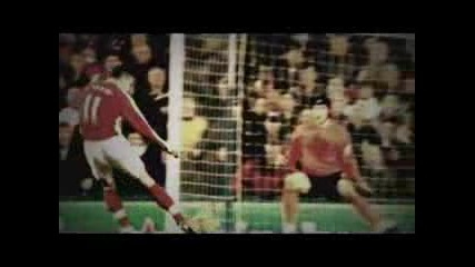 Robin Van Persie - All Premiership Goals From This Season