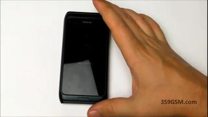 Nokia E7 - 00 video review - Окомплектовка и Външен вид