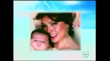 Thalia - Bendita ( Cristinas Show 2008 )