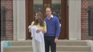 Britain's Princess Charlotte Christening Date Set