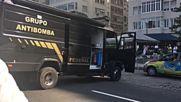 Взрив по време на състезание в Рио